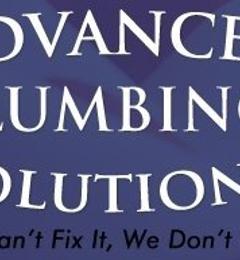 Advanced Plumbing Solutions - Rancho Cucamonga, CA