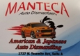 Manteca Auto Dismantler - Lathrop, CA