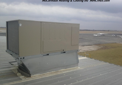 McCormack Heating & Cooling Inc 2015 E Spruce Cir, Olathe