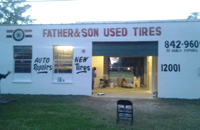 Father and Son used Tires - Gibsonton, FL