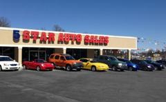 5 Star Auto Sales