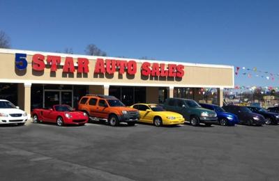 5 Star Auto Sales >> 5 Star Auto Sales 712 Atlanta Hwy Gainesville Ga 30501