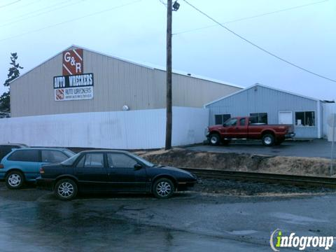 G&R Auto Salvage >> G R Auto Wreckers Pick A Part 4825 Ridge Dr Ne Salem Or