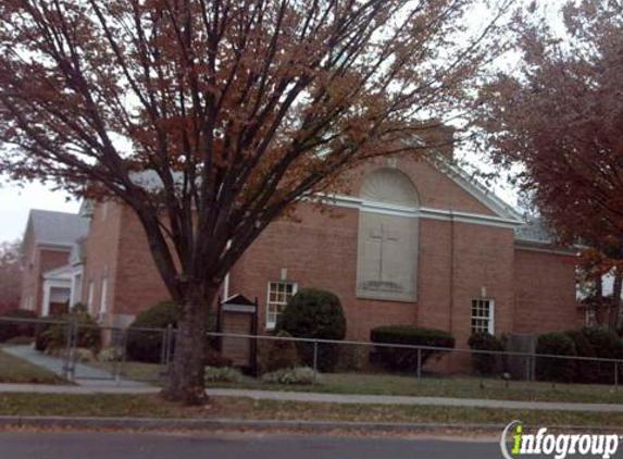 St. Mary's Baptist Church - Washington, DC
