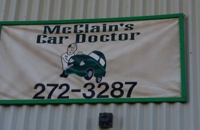 McClain's Car Doctor - Anchorage, AK