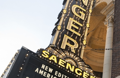 Saenger Theatre - New Orleans, LA
