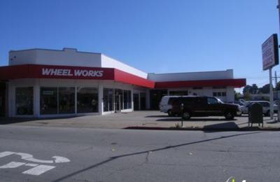 Wheel Works - San Mateo, CA