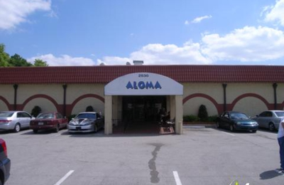 Aloma Bowl - Winter Park, FL