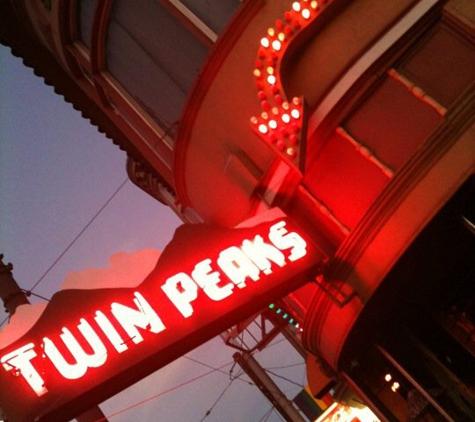 Twin Peaks Tavern - San Francisco, CA. My favorite bar in the Castro.