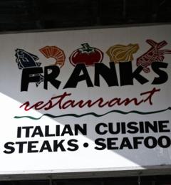 Frank's Restaurant - New Orleans, LA