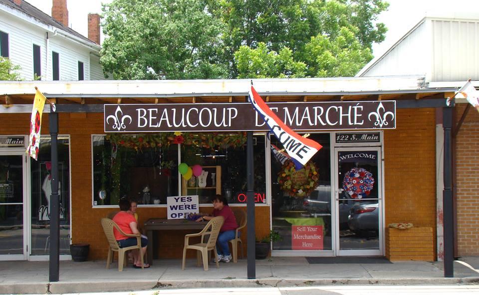 Beaucoup De Marche 122 S Main St, Breaux Bridge, LA 70517 ...