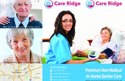 Care Ridge Senior Care-Caregivers - San Antonio, TX