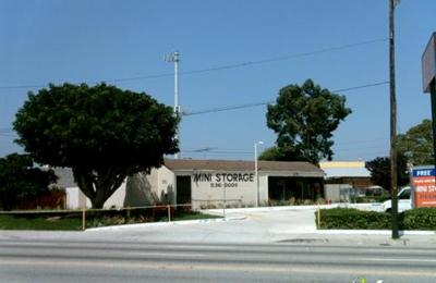 Redondo Torrance Mini Storage Beach Ca
