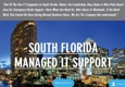 Expert Turnkey Managed IT Support - Pompano Beach, FL