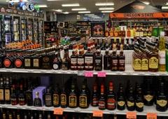 Washington St. Liquor Store/Fast Mix