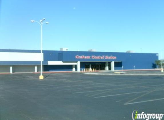 Graham Central Station - San Antonio, TX