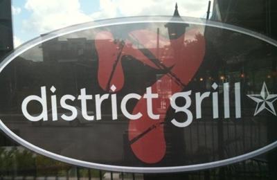 District 7 Grill - Houston, TX