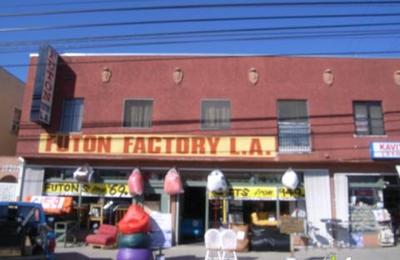 Futon Factory La 10203 Venice Blvd Los