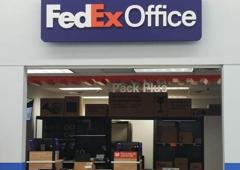 Fedex Office Print Ship Center Inside Walmart 1216 Junction Hwy