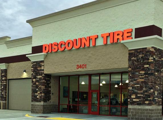 Discount Tire - Wylie, TX