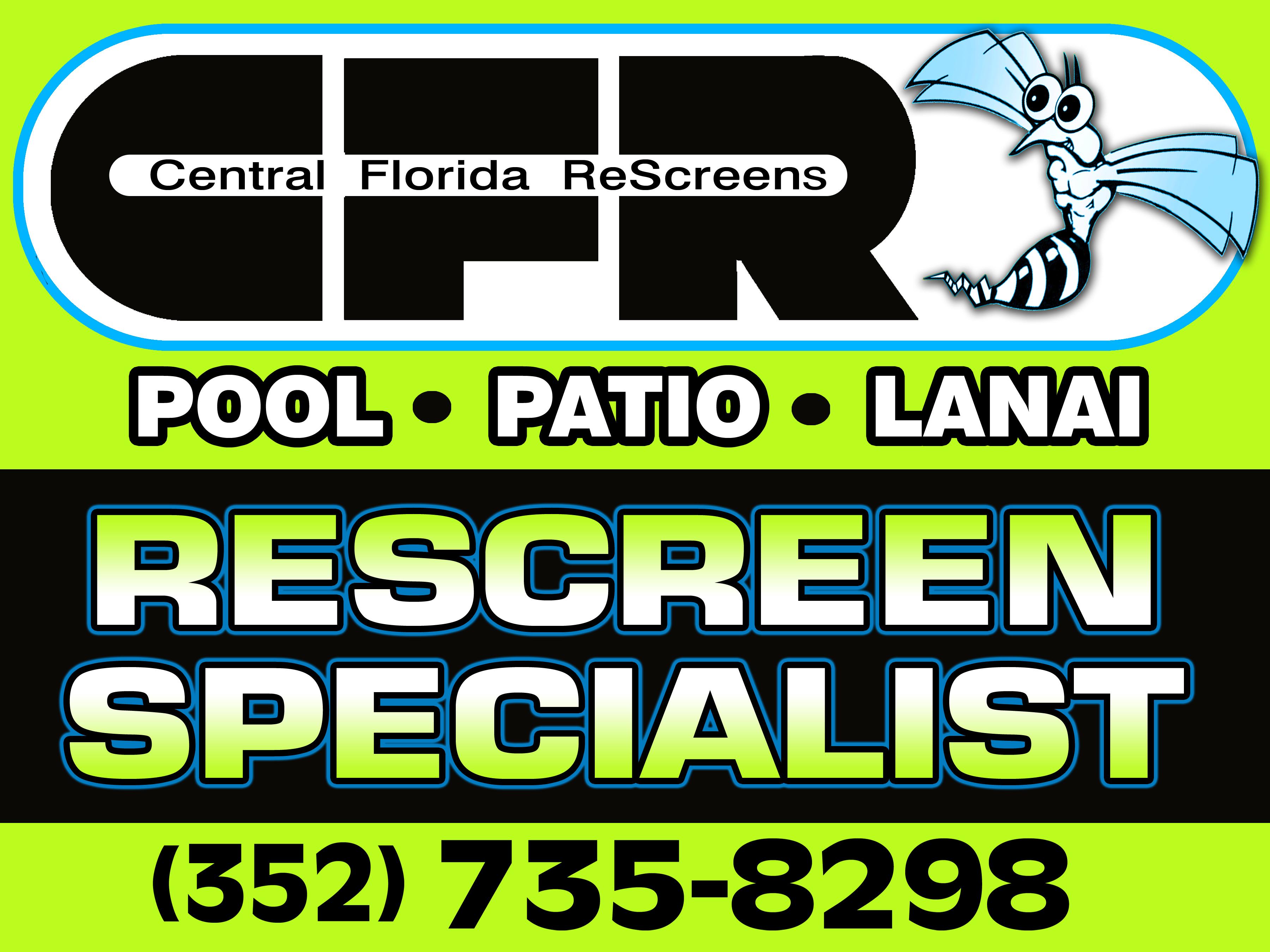 Central Florida Rescreens Yp Com