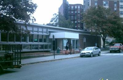 Coolidge Corner Branch Library - Brookline, MA
