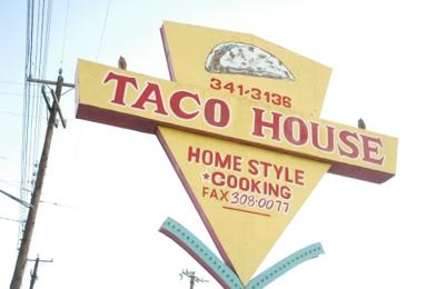 Taco House - San Antonio, TX