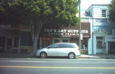 Top's Art Supplies - Los Angeles, CA
