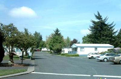 Hayden Island Mobile Home Park Portland OR 97217