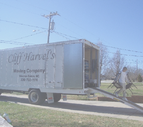 Cliff Harvel's Moving Company, Inc. - Kernersville, NC