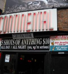 Continental Restaurant - New York, NY