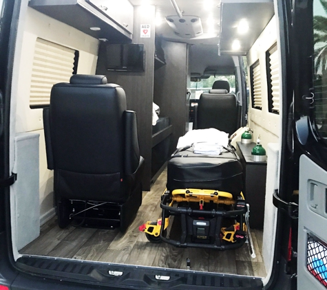 Medical Transport Services- Compassionate Long Distance