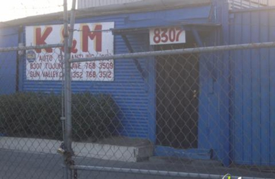 K And M Auto >> K M Auto Dismantling 8307 Tujunga Ave Sun Valley Ca