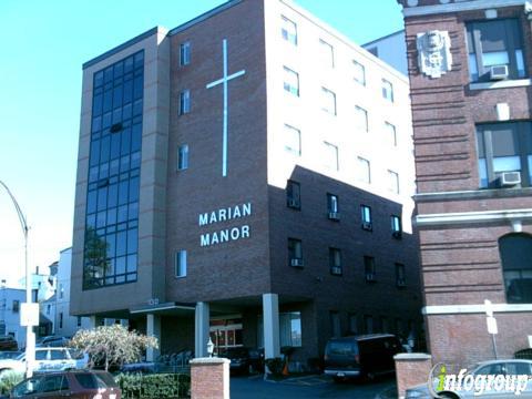 Marian Manor Nursing Home 130 Dorchester St South Boston