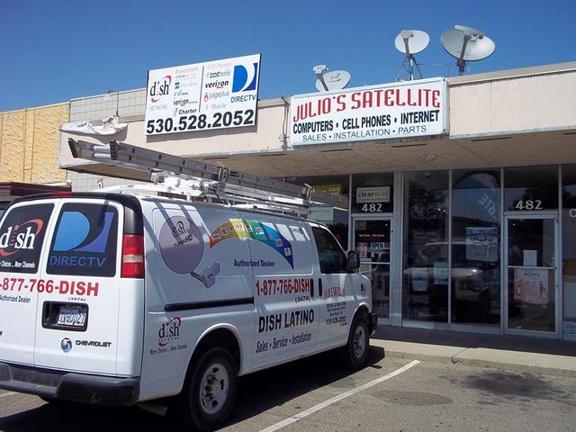 Julio's Satellite - Red Bluff, CA