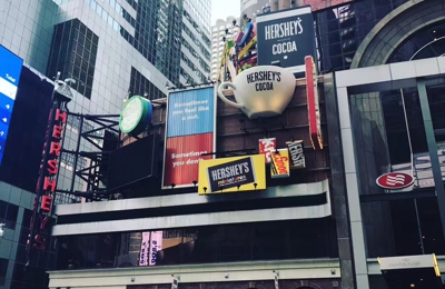 Hershey's Times Square Store - New York, NY