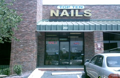 Luxury Nail & Spa - Pflugerville, TX