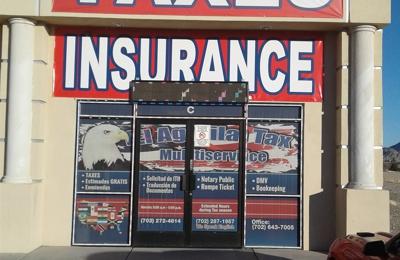 El Aguila Tax Multi Service - Las Vegas, NV