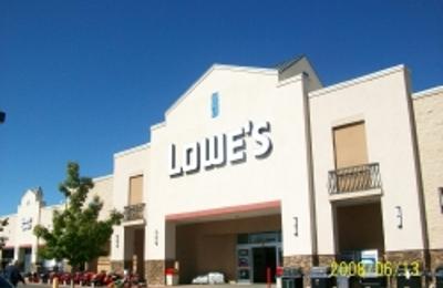 Lowe's Home Improvement - Santa Fe, NM
