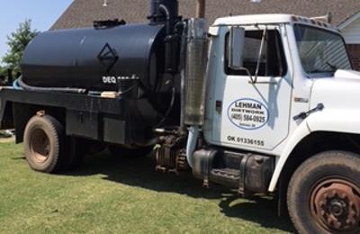Lehman Dirt Work - Seminole, OK