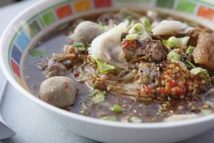 Sanamluang Cafe Thai soup