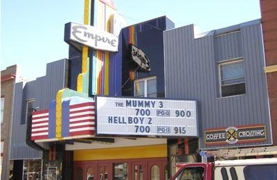 Empire Twin Theatres - Livingston, MT