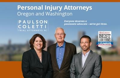 Paulson Coletti Trial Attorneys PC - Portland, OR