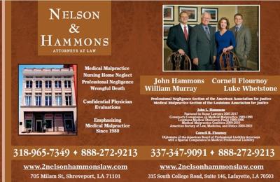 Nelson and Hammons - Lafayette, LA
