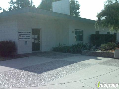 Arcadia Mental Health Center 330 E Live Oak Ave Arcadia Ca 91006