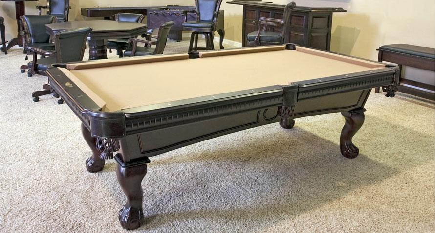D Jaburek Billiards Pool Tables W Farragut Ave Chicago IL - United billiards pool table parts