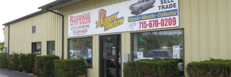 Riverside Auto Sales >> Riverside Auto Sales Van Rental N5856 State Highway 54
