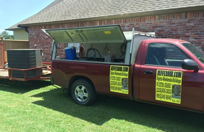 Jeffco Refrigeration Heating & Air Conditioning - Livingston, LA