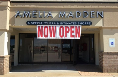 Amelia Madden - A Specialty Bra and Intimates Shoppe - Springfield, MO