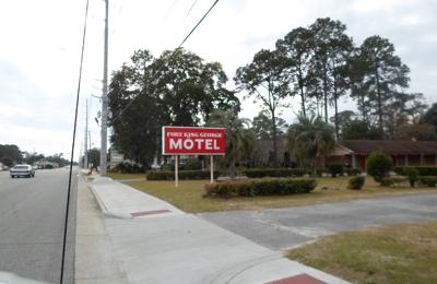 Fort King George Motel - Darien, GA